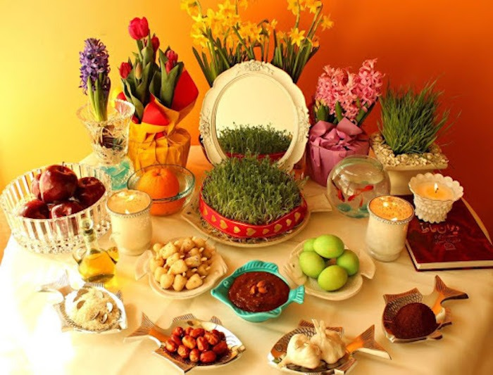 Nouruz, das Neujahrsfest