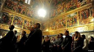 Eine armenische Kirche in Isfahan