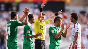 """Schon vor dem Spiel hatte Irans Trainer gesagt, dass der Schiedsrichter nicht """"gut genug"""" ist!"""