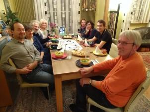 """""""Kochen für Soltani"""" in Deutschland"""