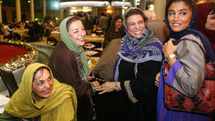 Das Fest des Kulturministeriums anläßlich der Wiederöffnung de HdK