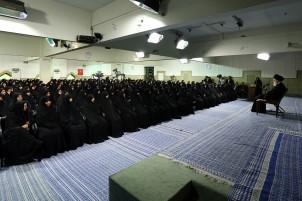 Khameneis Rede am iranischen Frauentag - Foto: khamenei.ir