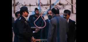 Arash Khamooshis Foto - Nach der Begnadigung - veröffentlicht in iscanews.ir