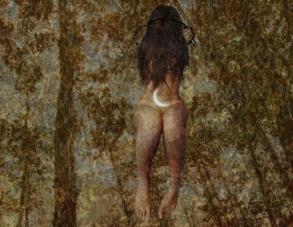 """""""Advent"""" from the Cosmos1-Series - 2010 - 162x130 cm - Digital Painting Shervin Pashaie, 1983 in Teheran geboren, war schon als kleines Kind von der Malerei begeistert. Sein Vater, der bekannte iranische Verleger Hossein Pashaie, engagierte deshalb den ersten Mallehrer für ihn, als Shervin erst vier Jahre alt war. Auch Bücher zogen den frühreifen Jungen magisch an. Schon mit elf Jahren arbeitete Shervin in den Schulferien in einem Buchladen."""