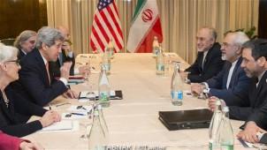Tagesordnungspunkt der neuen Verhandlungsrunde in der Schweiz wird der Zeitplan für die Aufhebung oder Aussetzung der Sanktionen gegen den Iran und die Zukunft der unterirdischen Atomanlage in Fordu sein