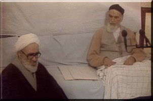 """Einst nannte Ayatollah Khomeini Ayatollah Montazeri """"Mein Augenlicht""""!"""