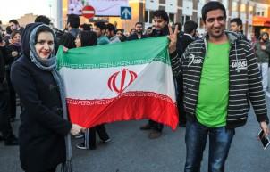 Erleichterung und Freude nach dem Atom-Deal auf den Straßen Teherans