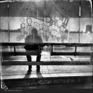 """Ein Foto von Ako Salemi, aus der Reihe """"Handy-Fotos"""" - Foto: honaronline.ir"""