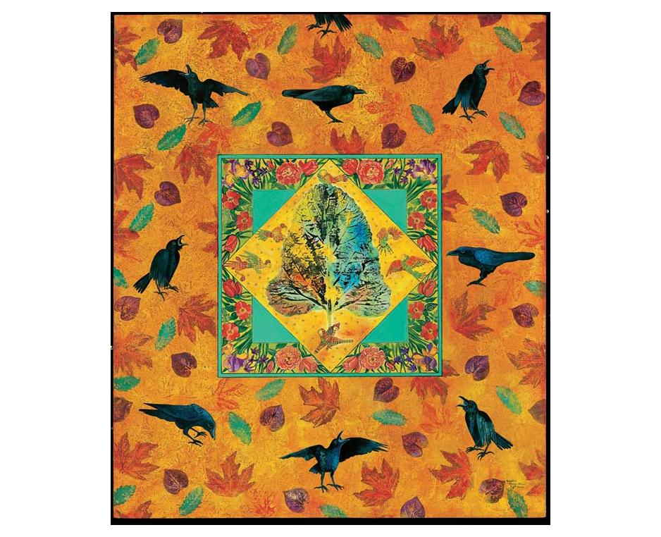 Während der vierzig Jahre, die sie im Iran verbrachte, sind ihre europäische Ausbildung und die iranische Tradition in ihrer Kunst miteinander verschmolzen. Im Iran erwachte ihr Interesse auch für den Ursprungsmythos der Ungarn, in dem sie viele orientalische Züge entdeckte.