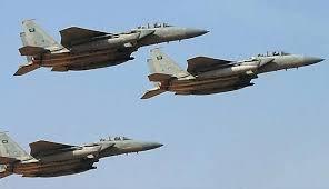 Durchschnittlich 30 mal pro Tag bombardieren saudische Kampfjets das Nachbarland Jemen!