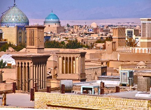 """Orte wie die alte """"Wüstenstadt"""" Yazd bezaubern nicht nur Touristen aus dem Westen"""