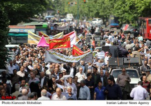 Viele Demonstranten waren aus anderen Städten in die Hauptstadt angereist
