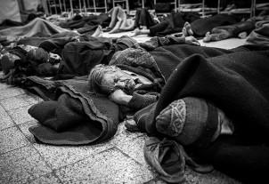 Eine soziale Einrichtung für Obdachlose in Teheran - Foto: fararu.com
