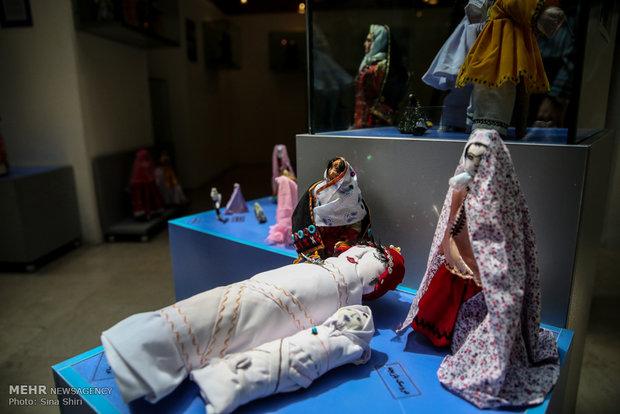 Erste national-islamische Spielzeugmesse wurde am 03. August in Teheran eröffnet.