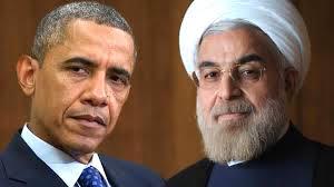 Hassan Rouhani und sein amerikanischer Amtskollege Barack Obama sind mit dem Atomdeal sehr zufrieden -  Foto: jamnews.ir