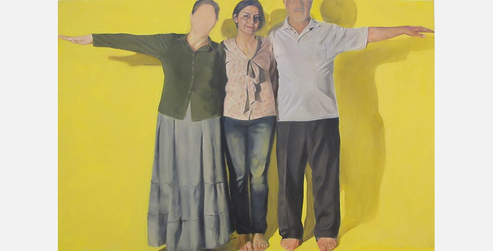 """Warme familiäre Atmosphäre"", von Zahra Jafarpoor"