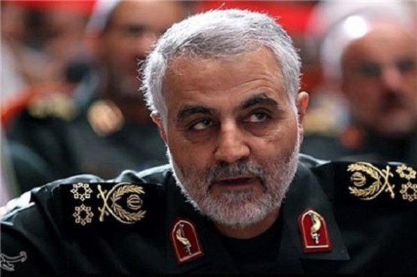 """Ghassem Soleymani, genannt """"der wahre Herrscher von Bagdad"""""""