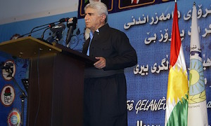 Hassan Sharafi: Die Ziele der Stationierung von Peschmerga in der Grenzregion sind bestimmte organisatorische Vorkehrungen und Kontakt mit den iranischen Kurden