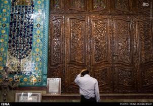 Schätzungsweise leben 30.000 Juden im Iran (Foto: Die Synagoge im dem Teheraner Stadtteil Yousef Abad)
