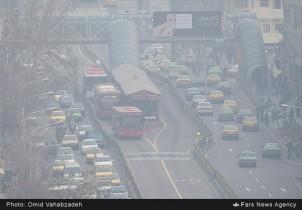 Täglich sterben bis zu 180 Menschen in der Hauptstadt Teheran in Folge der Luftverschmutzung.