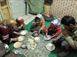 Siebzig Prozent der Bevölkerung der trockenen Südost-Provinz lebten unter der Armutsgrenze.