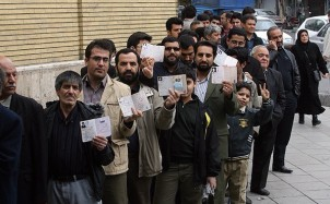 Werden die Menschen auch diesmal für die Stimmabgabe Schlange stehen?