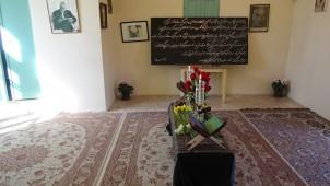 Das Haus von Mohammad Mossadegh - Foto: Parastou Forouhar
