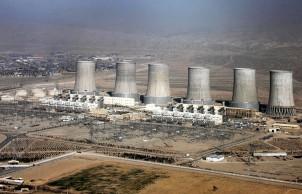 Gas-und-Dampf-Kombikraftwerk Damavand