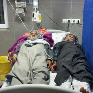Zwei Patienten in einem Bett: Alltägliches Bild in iranischen Provinzen
