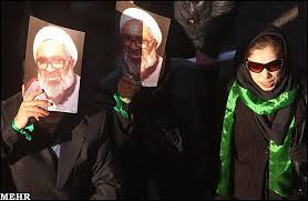 """Montazeri wurde als """"geistiger Vater"""" der oppositionellen Grünen Bewegung bezeichnet"""