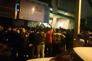 In den letzten Jahren haben die Hardliner ihre Angriffe gegen Konzerte verstärkt - Foto: Hizbollah-Anhänger stören ein Konzert in der Stadt Bushehr