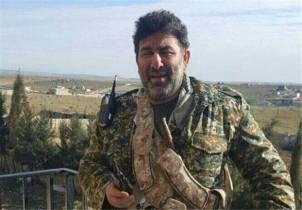 Saeed Haddadian, ein politischer Maddah an der syrischen Front