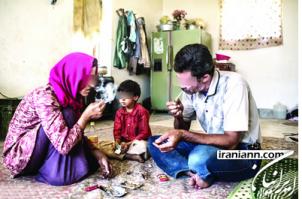 Die Zunahme des Handels mit Kindern im Iran führt man auf die Zunahme von Drogensüchtigen zurück