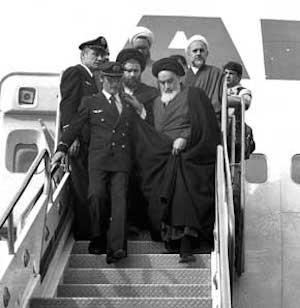 Beginn einer neuen Epoche im Iran: Rückkehr von Ayatollah Khomeini (Februar 1979)