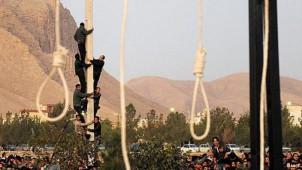 Auf Homosexualität im Iran stehen harte Strafen bis hin zur Hinrichtung