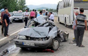 Viele tote Kinder durch Autounfälle - Iran Journal – Iran Journal
