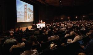 Die erste Bridge-Konferenz war 2014 von Silicon-Valley-Iranern in Berkeley