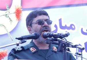 """Ramezan Sharif, zuständiger Kommandeur der Revolutionsgarde für Propaganda am Jahrestag der Revolution: """"Schritt für Schritt kommen wir der Vernichtung des Staates Israel näher!"""""""