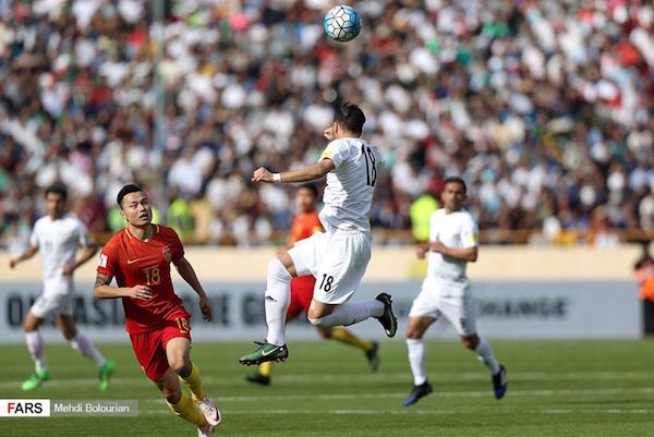 In sieben Qualifikationsspielen hat das iranische Team kein Gegentor kassiert