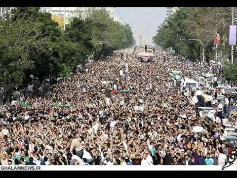 Die Grüne Bewegung: Millionen Menschen gingen auf die Straßen