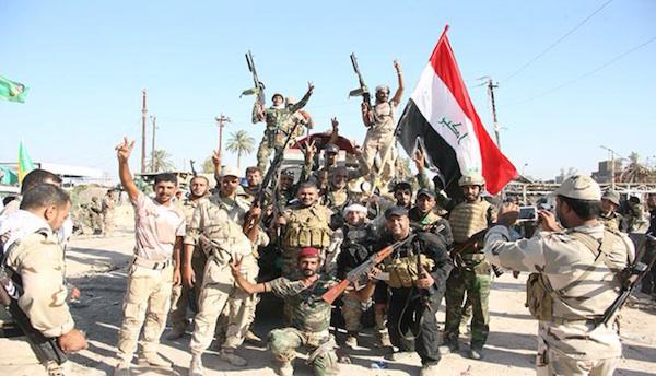 """""""Volksmobilisierung"""" ist eine Allianz von mindestens 42 irakischen Gruppen"""