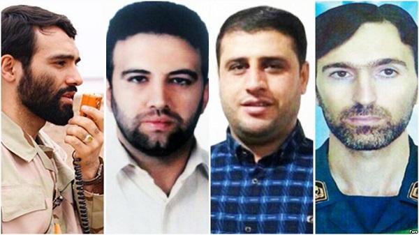 Vier der sieben getöteten Iraner beim Angriff auf die syrische Luftwaffenbasis T4