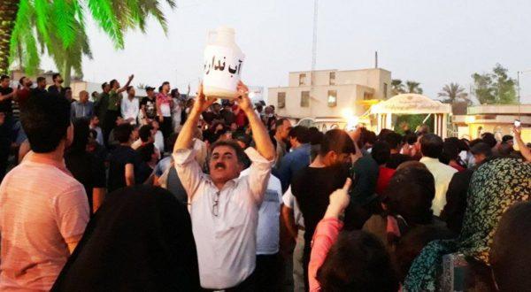 Proteste wegen Wassermangel in unterschiedlichen iranischen Städten nehmen zu