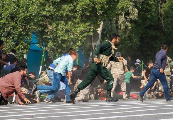Beim Terroranschlag in Ahwaz wurden 25 Menschen getötet!