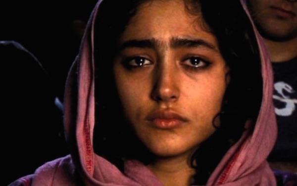 "Golshifteh Farahani - Szenenbild aus dem Film ""Shirin"""