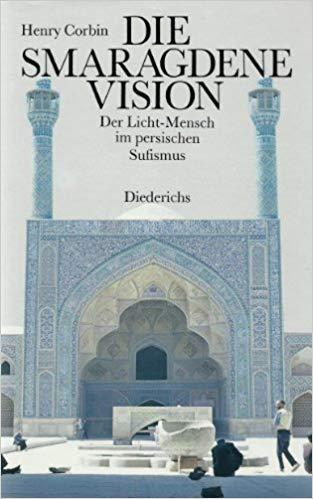 Buchcover: Die smaragdene Vision - von Henry Corbin