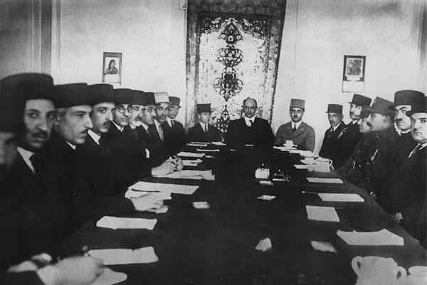 Der Deutsche Kurt Lindenblatt war der erste Präsident der iranischen Nationalbank (1928-32) - Foto: iichs.ir