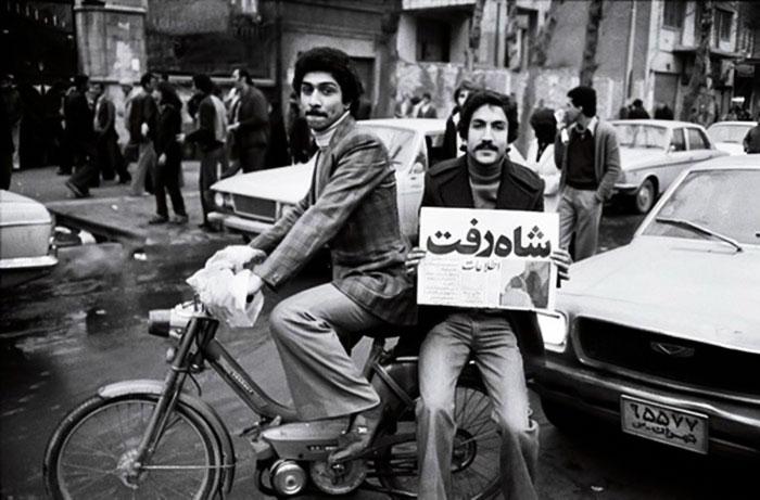 """""""Der Schah ist weg"""" - damit verbanden die Iraner die Hoffnung auf Freiheiten und Gerechtigkeit!"""
