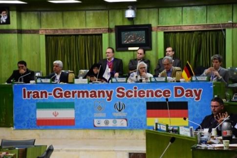 Deutsch-iranischer Wissenschaftstag, mit etwa 60 deutschen Delegierten und mehr als 200 Vertretern von etwa 30 iranischen Universitäten und Forschungseinrichtungen - Februar 2018