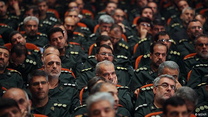Präsident Rouhani: Die Revolutionsgarde soll die Wirtschaft in Ruhe lassen!